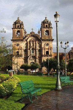 Cusco, Peru http://www.acenature.com/best-places-to-visit-in-south-america/