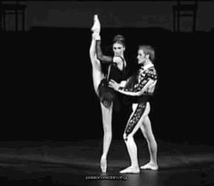 Svetlana Zakharova and Denis Matvienko in Carmen