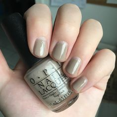 OPI - Coconuts over OPI (NL F89) [Fiji 2017] Opi Collections, Coconuts, War Paint, Fiji, Swatch, Nail Polish, Make Up, Nails, Beauty
