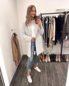 Fashion Jackson Nordstrom Anniversary Sale 2021 Grey Sweater Coat 1
