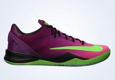 mambacurial kobe basketball shoes
