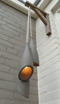 Linda saved to roomKonkrete Hängeleuchte Lampe von CCILEHV auf Etsy - Diy Luminaire, Luminaire Design, Concrete Light, Concrete Lamp, Polished Concrete, Beton Design, Concrete Design, Design Design, Cafe Design
