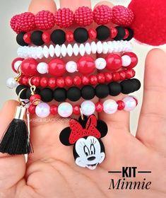 Nenhuma descrição de foto disponível. Little Girl Jewelry, Kids Jewelry, Bracelet Set, Bracelet Making, Jewelry Making, Beaded Jewelry, Beaded Bracelets, Sterling Silver Bracelets, Kids Bracelets