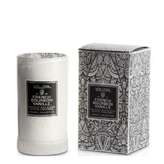 PETITE MAISON BOXED CANDLE - FRENCH BOURBON VANILLE  Home and Cottage - storsenteret