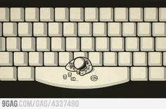 hahha where do astronauts hang out?