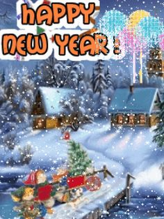 animated gifs of happy new year