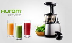 Hurom Cold Press Juicers