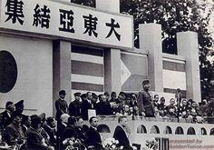 Subhas Bose in Tokyo
