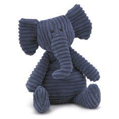Jellycat - Cordy Roy Elephant - Elefanter - Litenleker.se