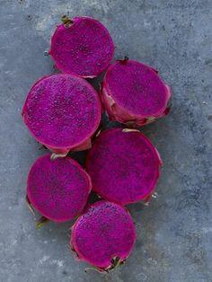 One of my new favorite fruits: pitaya