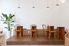 상업공간 전문 인테리어 - AROUND30 INTERIOR DESIGN Dining Table, Interior, Furniture, Home Decor, Decoration Home, Indoor, Room Decor, Dinner Table, Home Furnishings