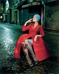 "Fashion Magazine on Instagram: ""Jean Paul Gaultier fall/winter 1991 campaign Kristen McMenamy photographed by Paolo Roversi @jeanpaulgaultier @kristen_mcmenamy @roversi…"""
