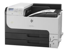 HP LaserJet Enterprise 700 Printer M712n - Printer - monochrome - laser - A3/Ledger - 1200 dpi - up to 40 ppm - capacity: 600 sheets - USB, Gigabit LAN, USB host. Product Type:Laser Printer. Product Series:700. Brand Name:HP. Manufacturer:Hewlett-Packard. Product Model:M712N.