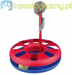 TRIXIE Zabawka dla kota szalona kocia gonitwa 24cm