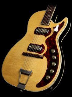 1965 Harmony H-49 Stratotone