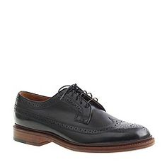 Ludlow wing tips.