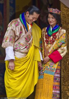The King and Queen officially announced they were expecting a child in November. King Jigme Khesar Namgyel Wangchuck has ruled Bhutan since 2006...