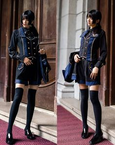 LolitaWardtobe - Bring You the latest Lolita dresses, coats, shoes, bags etc from Trustworthy Taobao indie Brands. We never resell Lolita items from untrustworthy Taobao stores. Harajuku Mode, Harajuku Fashion, Lolita Fashion, Gothic Fashion, Style Lolita, Mode Lolita, Gothic Mode, Gothic Lolita, Cute Fashion