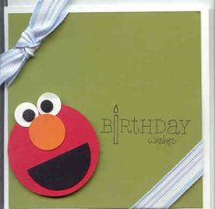 birthday cards ideas.  so it was time to put together a birthday card. What to do, what to do?