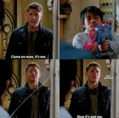 Dean and Kevin.