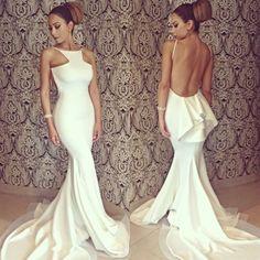 Reception dress option