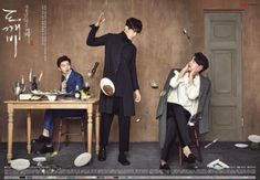 'Goblin' unveils 5 posters featuring Gong Yoo, Yoo In-na, Lee Dong-wook, Kim Go-eun, Yook Sung-jae Eun Ji, Live Action, Goblin The Lonely And Great God, Goblin Korean Drama, K Drama, Drama 2016, Yoo In Na, Best Kdrama, Yoo Gong