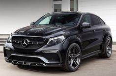 Mercedes GLE Coupe Body Kit