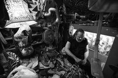 The Athens Poet Sandal Maker on Behance