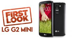 LG G2 Mini Revealed
