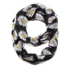 16.00$  Watch now - http://vidva.justgood.pw/vig/item.php?t=2aarr620394 - NWT ~ Beautiful Sunflower Infinity Scarf