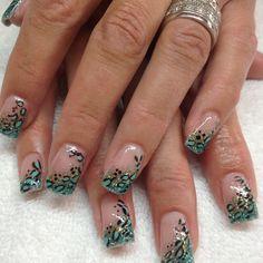 Soo cute!!! Nails I did today:)