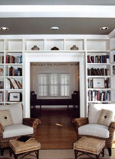Home Library Design, Pictures, Remodel, Decor and Ideas