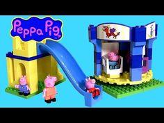 Peppa Pig Blocks Mega Treehouse Construction Playset - La Casa del árbol bloques construcción - http://www.princeoftoys.visiblehorizon.org/videofuntoyzcollector/peppa-pig-blocks-mega-treehouse-construction-playset-la-casa-del-arbol-bloques-construccion/