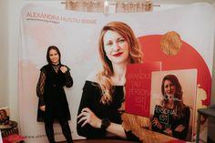 Lansare booklet ,,Brandul tău personal ești Tu,, - Bacău ⋆ Alexandra Hustiu Bibire Personal Branding, Booklet, Polaroid Film, Self Branding