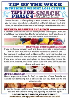 ideas and tips for snacks on Phase 4 Protein Snacks, Protein Diets, No Calorie Snacks, Protein Recipes, Protein Power, Fast Metabolism Diet, Metabolic Diet, Ideal Protein Phase 3, Healthy Alternatives