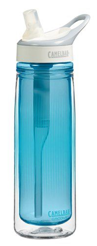 Camelbak Groove Insulated Bottles 06Liter20Ounce Aqua >>> You can find out more details at the link of the image.Note:It is affiliate link to Amazon.