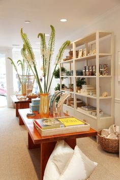 AERIN Southampton shop interior, #shops #design @AERIN