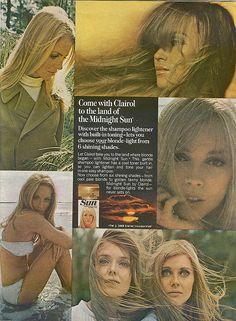Clairol - Midnight Sun - 1969