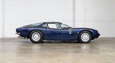 1968 Bizzarrini Strada 5300 that sold for $1,010,800