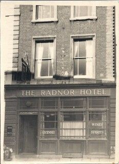 Radnor Hotel – OutStories Bristol