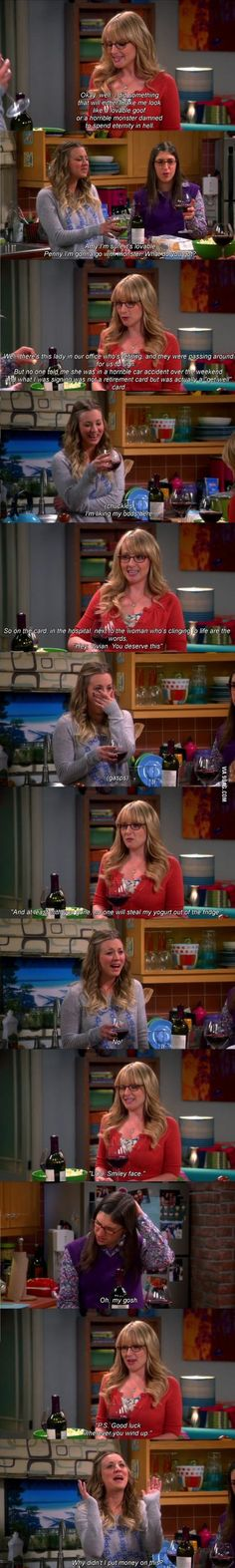 TBBT - Can´t stop laughing! This is still so funny! The Big Theory, Big Bang Theory, Can't Stop Laughing, Laughing So Hard, Just For Fun, Just In Case, Tbbt, Funny Cute, Hilarious