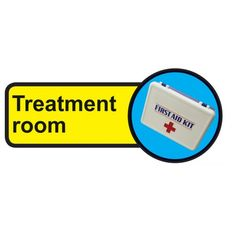 Treatment Room Dementia Sign, help people with dementia and sight problems by displaying these 'Treatment Room Dementia' signs around your premises, they assist in maintaining their independence, just peel off the backing strip and stick to your doors. Home Treatment, Treatment Rooms, Dementia Care Homes, Signs Of Dementia, Plastic Signs, Sign Materials, Room Signs, Sign Design, Adhesive Vinyl