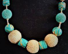 Individueller Modeschmuck von BabsyDesign auf Etsy Crochet Necklace, Etsy, Jewelry, Fashion, Chains, Fashion Jewelry, Creative, Jewlery, Moda