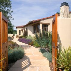 Modern Homes - mediterranean - exterior - san francisco - Duxbury Architects