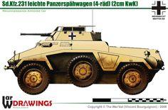 Sd.Kfz.231 (4-räd)