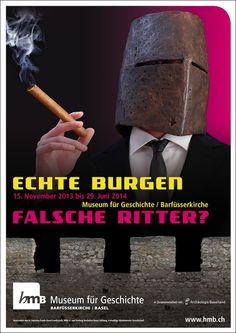 """Dem Ritter-Mythos auf der Spur: Ausstellung """"Echte Burgen - Falsche Ritter?"""" - Ein Blogbeitrag von http://www.burgerbe.de/ #FollowAMuseum"""