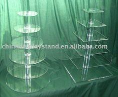 tier stands