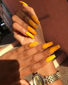 41 Gorgeous And Sexy Orange, Gold And Coral Acrylic Nails And Matte Nails Design You May Try This Season - Nail Idea 29- . ꁅꂦ꒒ꀸ, ꉓꂦꋪꍏ꒒, ꂦꋪꍏꈤꁅꍟ ꈤꍏꀤ꒒ꌗ ♥ #orange ♥ #orangecolor ♥ #orangenails ♥ #goldnails ♥ #gold ♥ #matte ♥ #mattenails ♥ #acrylic ♥ #acrylicnails ♥ #nails ♥ #nailsdesign ♥ #coral ♥ #coralnails ♥♥♥ Hope you love these stunning nails collection! յյյօ-շյ ✿(◕ ω ◕✿) ♥ꁅꂦ꒒ꀸ, ꉓꂦꋪꍏ꒒,