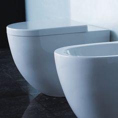 Dual Flush Wall Hung Toilet Amp Bidet Blu Bathworks
