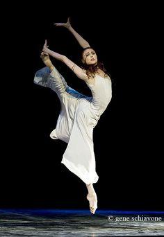 Dancers, Must have PASSION - Svetlana Zakharova